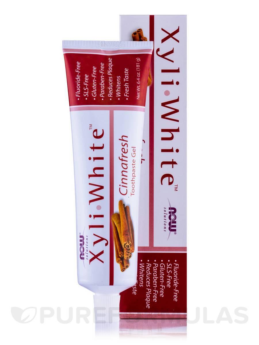 8092 XYLIWHITE CINNAFRESH TOOTHPASTER 6.4 OZ معجون اسنان مبيض 00234