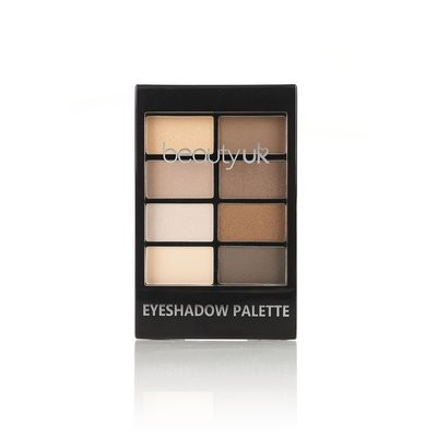 BE2174-1 Eyeshadow Palette Natural Beauty ظلال عيون