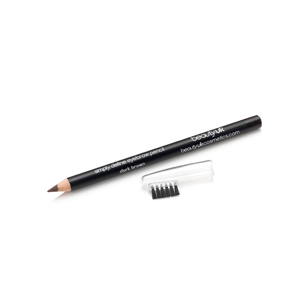 BE2136-2 Eye brow pencil no.2-dark brown قلم حاجب 00052