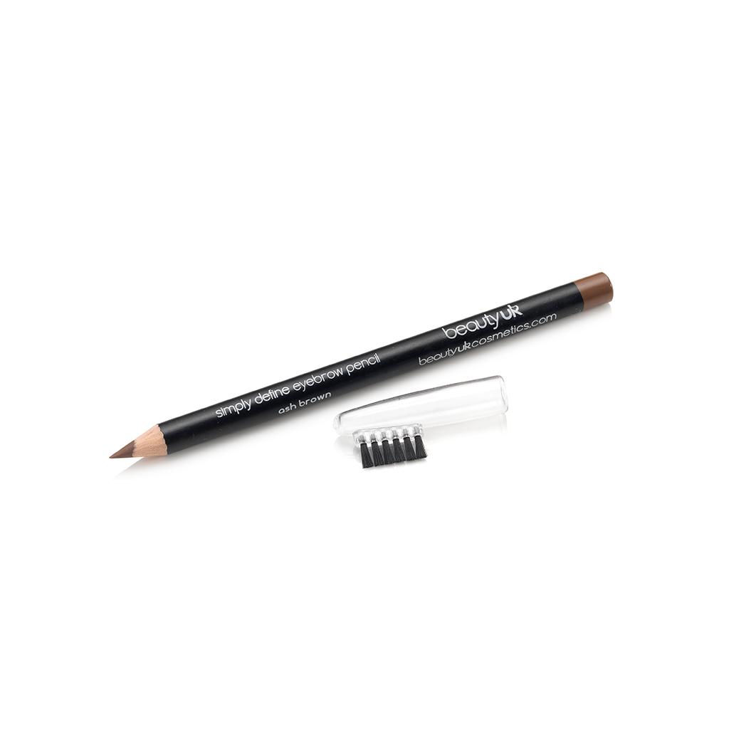 BE2136-4-Eye brow pencil no.4-ash brown قلم حاجب 00054