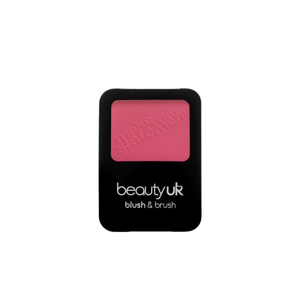 BE2138-5 blush brush no.5 captial pink بلشر مع فرشة 00013