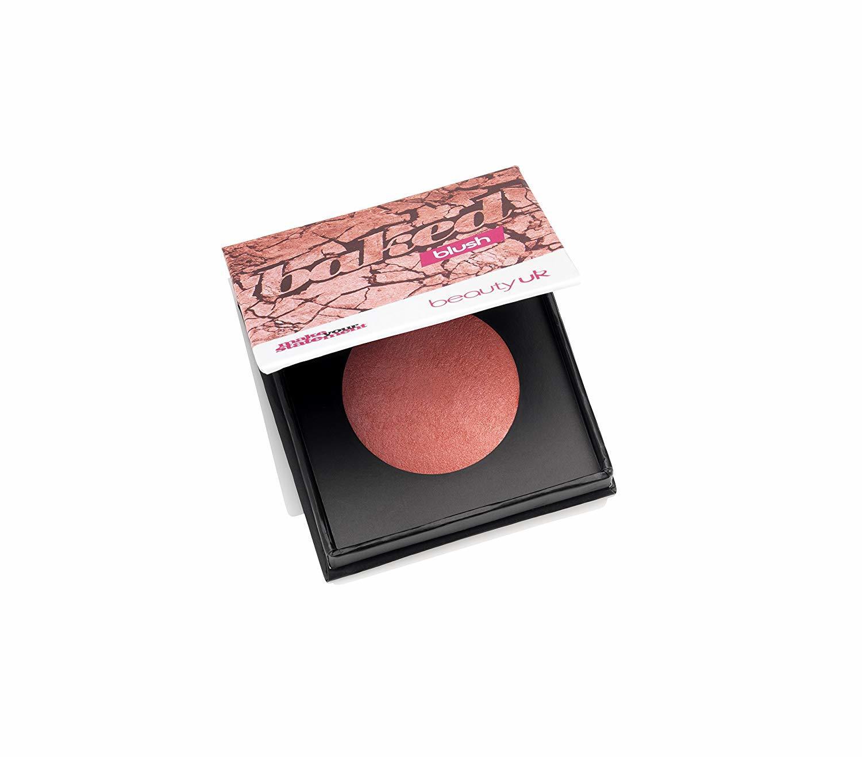 BE2142-2 Baked box - Rose rouge بلشر 00019