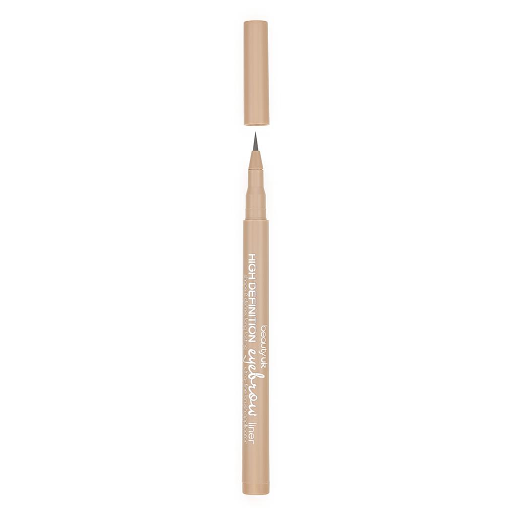 BE2179-1 High Definition Eyebrow Liner No_1 Ash قلم حاجب 00055