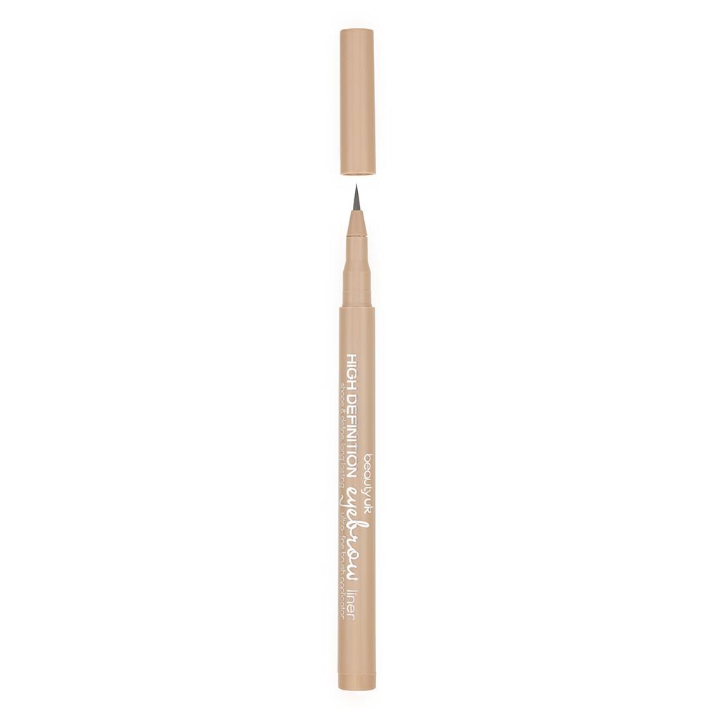 BE2179-1 High Definition Eyebrow Liner No_1 Ash قلم حاجب