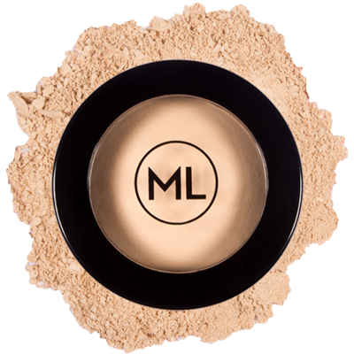 ML-BHP Baked Powder light medium باودر