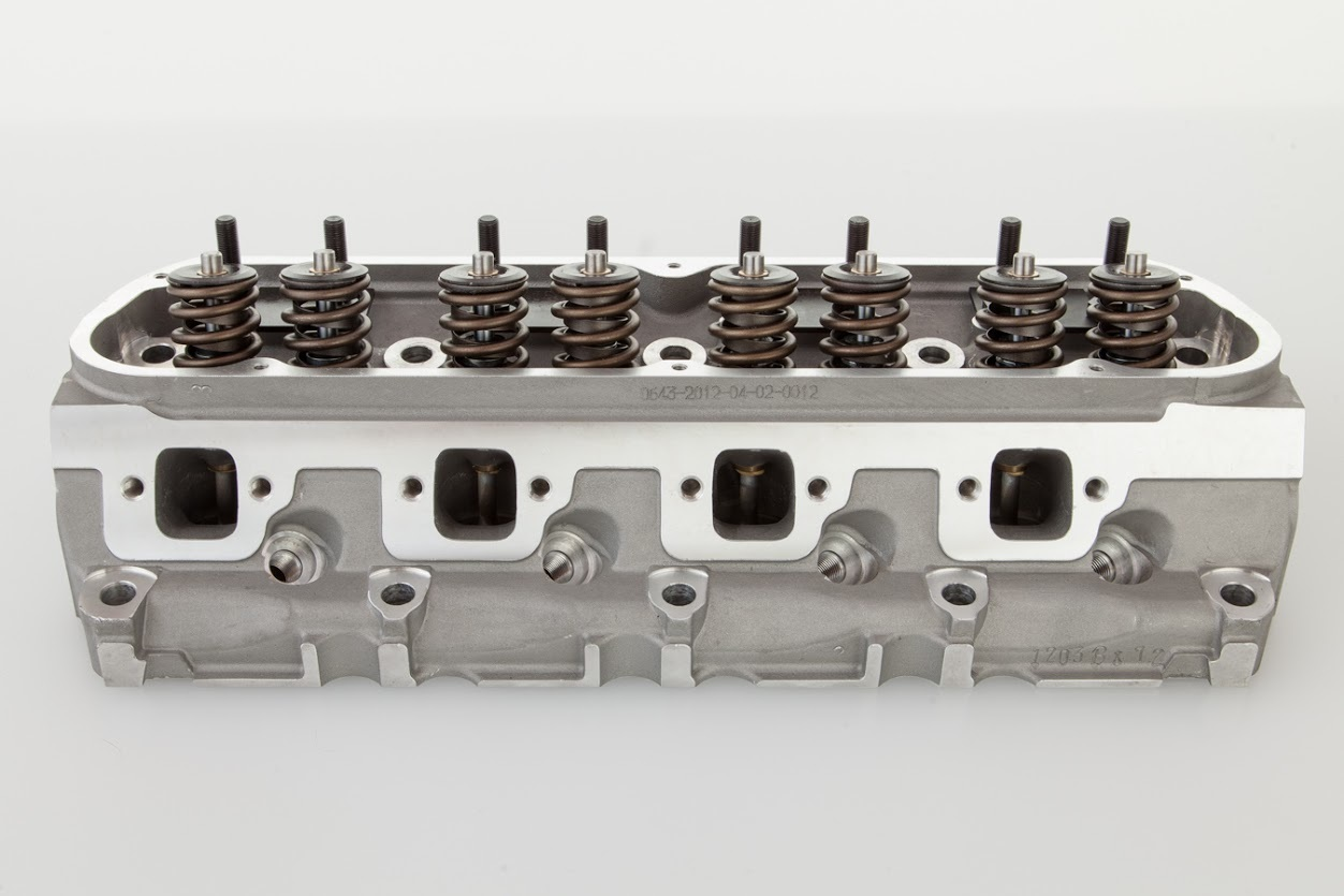 Small Block Ford 180cc/58cc