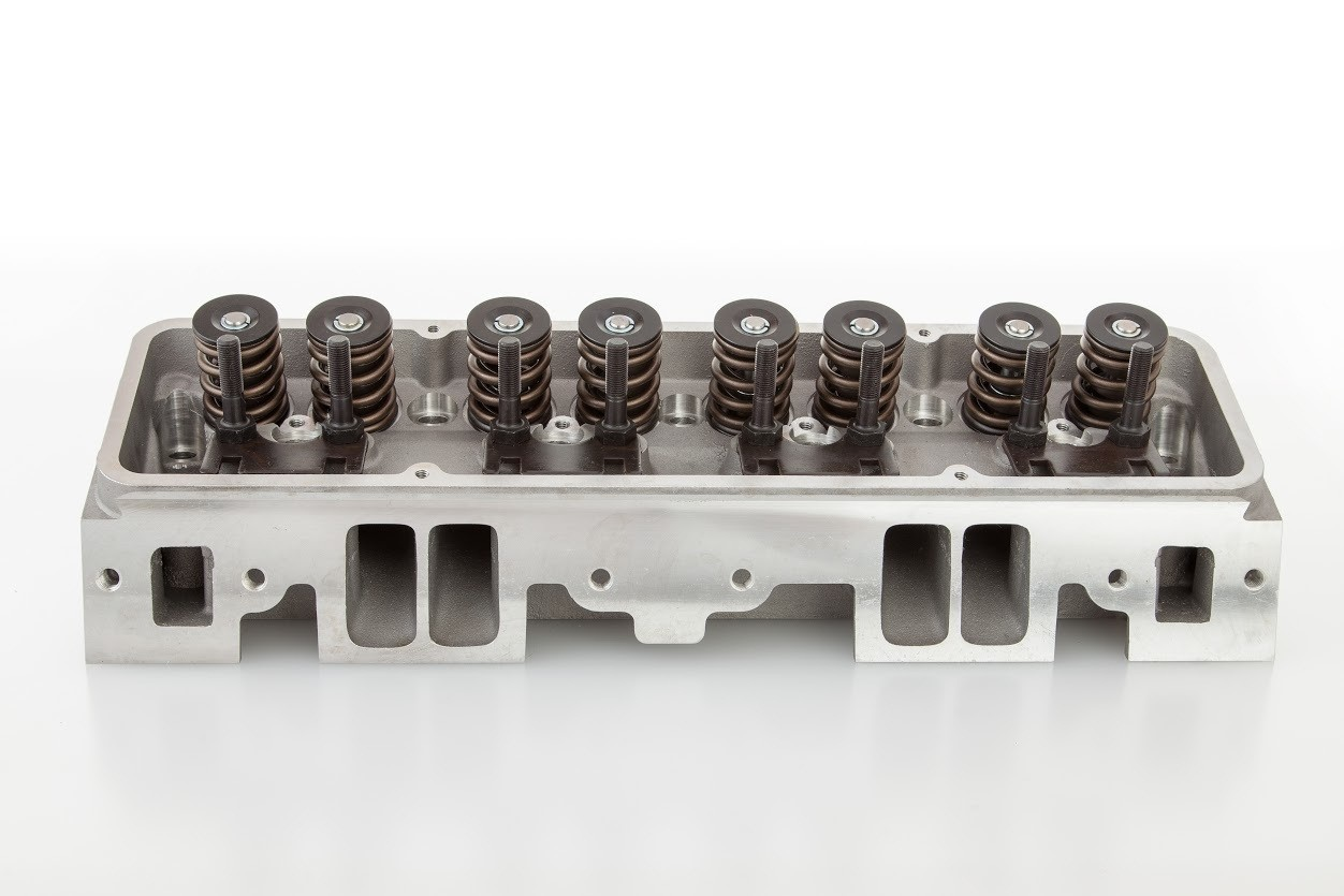 Flotek 101505 Aluminum Cylinder Head for Small Block Chevy