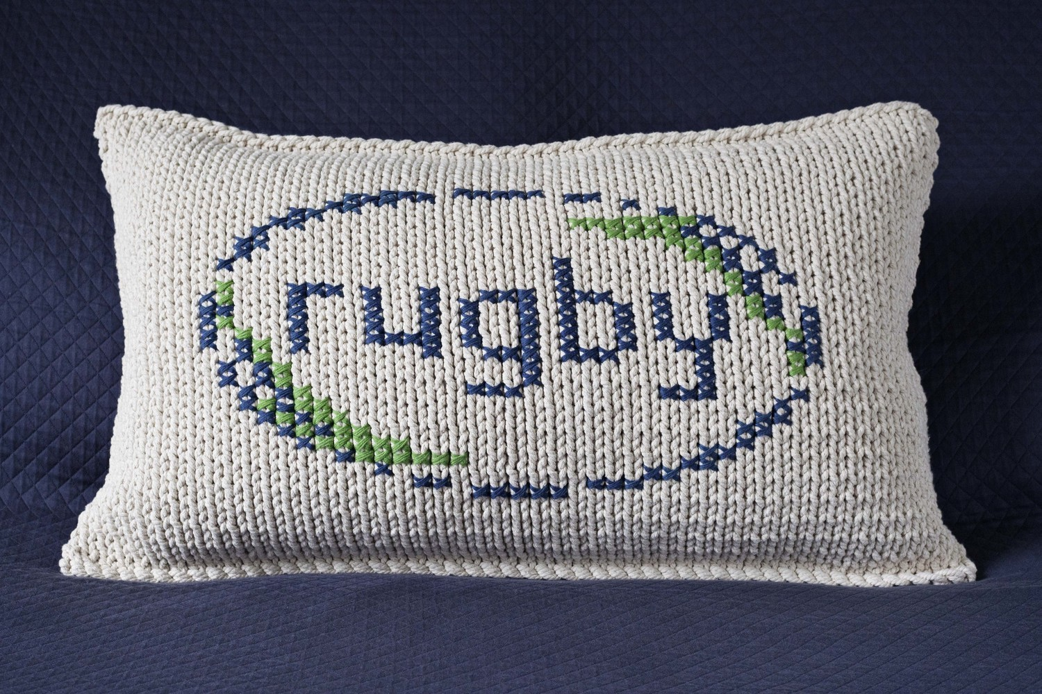 Rugby Ball - from