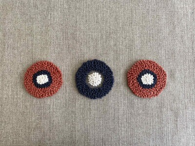 Punch Needle AfriScandi Pattern 3