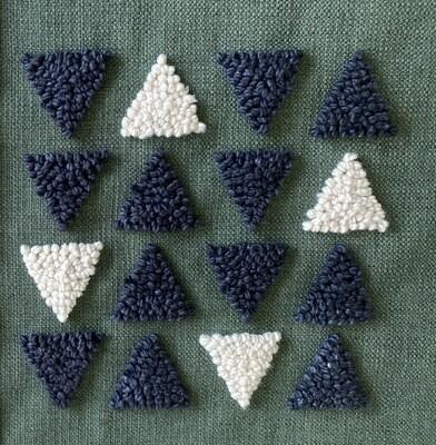 Punch Needle AfriScandi Pattern 4
