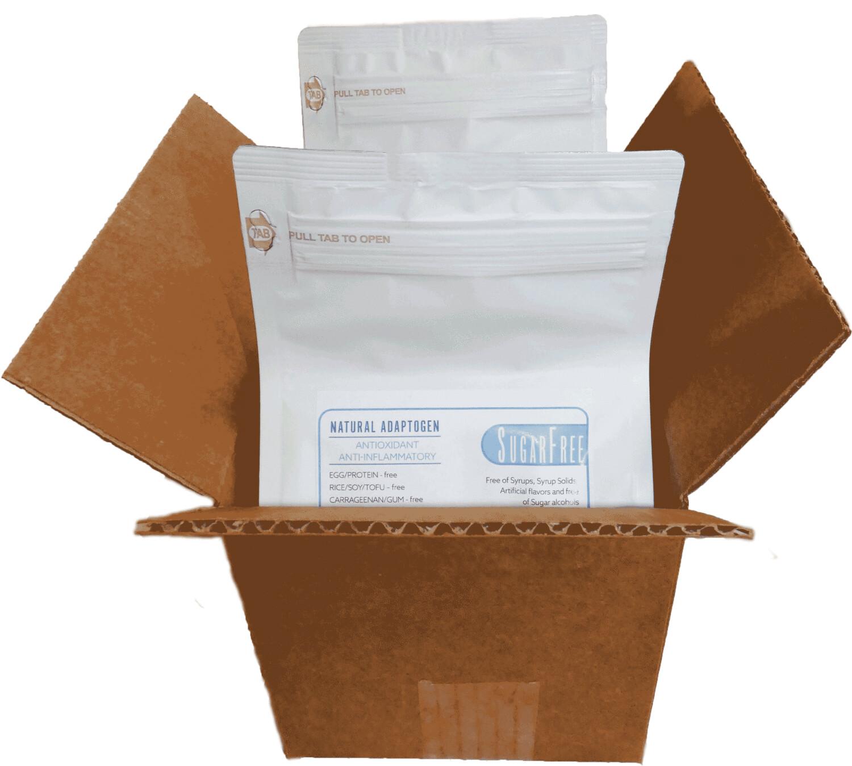 DF Veggie Milks - Nevoso - 1KDR1x2 -1g Fiber per serving- TWO(2) 1Kg Resealable Bags (Makes 14-18 quarts ea.)  -BOOST IMMUNE SYSTEM- Anti-inflammatory Antioxidant AntiViral Sugar-Free DariFree VEGAN