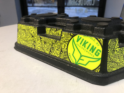 JConcepts Finnisher Car Stand Wrap (Designed to Order)
