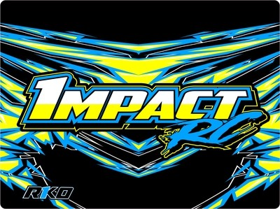 Impact RC Pit Board (As Is)