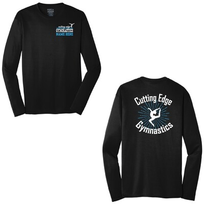 Cutting Edge Gymnastics DriFit Long Sleeve