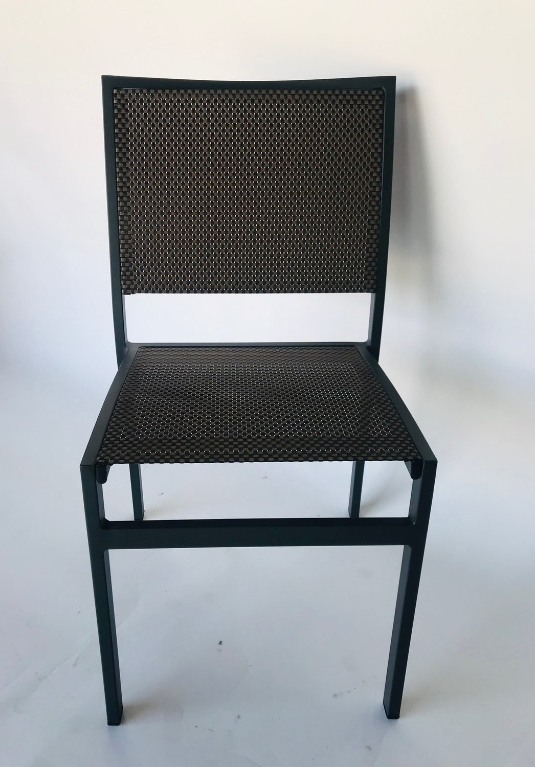 Two Tone Outdoor Sling Chair