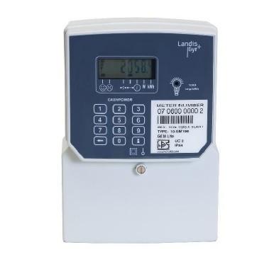 Single Phase Integrated Prepaid Meter