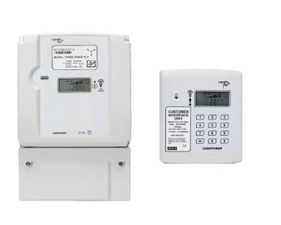 3 Phase PLC Prepaid Meter