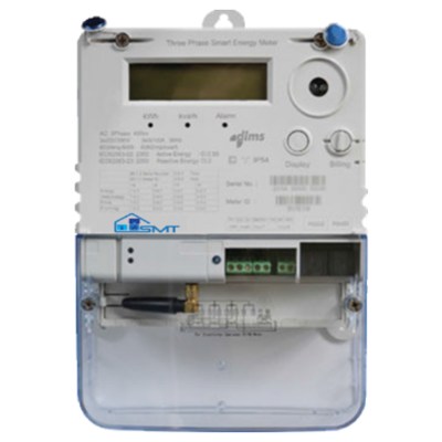 3 Phase CT (Current Transformer) Meter With GPRS