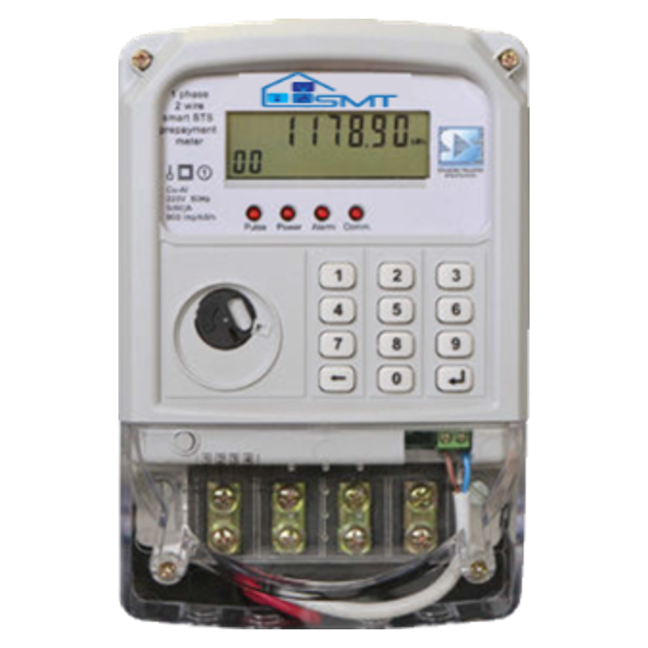 Single Phase BS Footprint Meter with optional UIU
