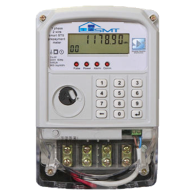 Single Phase BS Footprint Meter with optional UIU