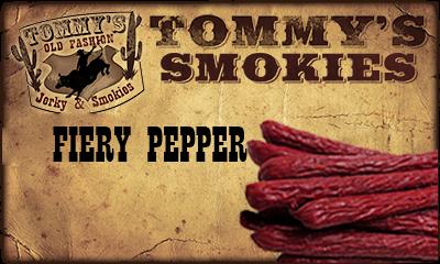 Fiery Pepper Beef Smokies