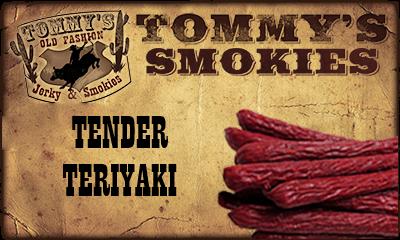 Tender Teriyaki Beef Smokies