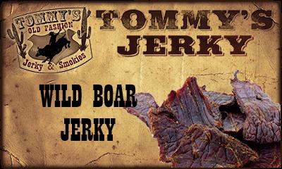 Wild Boar Jerky
