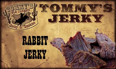 Rabbit Jerky