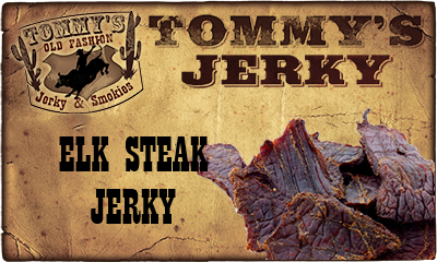 Elk Steak Jerky