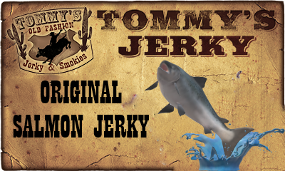 Original Salmon Jerky