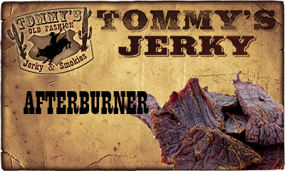 Afterburner Beef Jerky