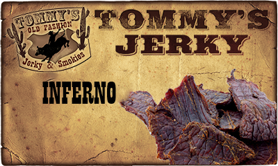 Inferno Beef Jerky