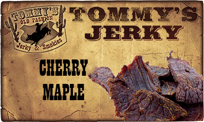 Cherry Maple Beef Jerky