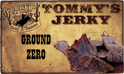 Ground Zero Beef Jerky