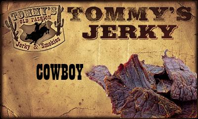 Cowboy Beef Jerky