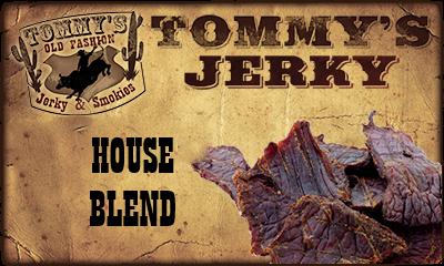 Houseblend Beef Jerky
