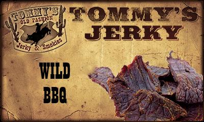 Wild BBQ Beef Jerky