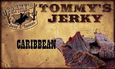 Caribbean Beef Jerky