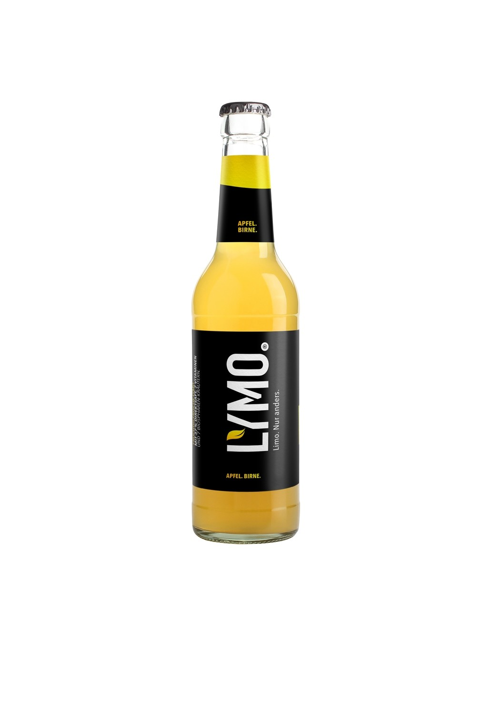 LYMO Apfel.Birne. Paket      (9 Flaschen á 0,33l)