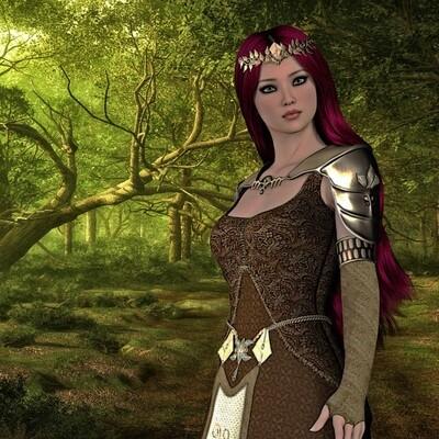 Maiden of Balzar