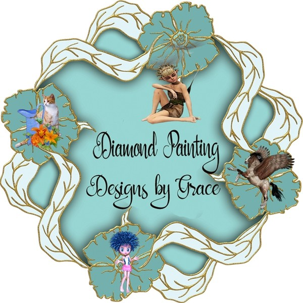 Diamond Painting Designs by Grace
