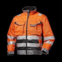 Warnschutz - Jacke