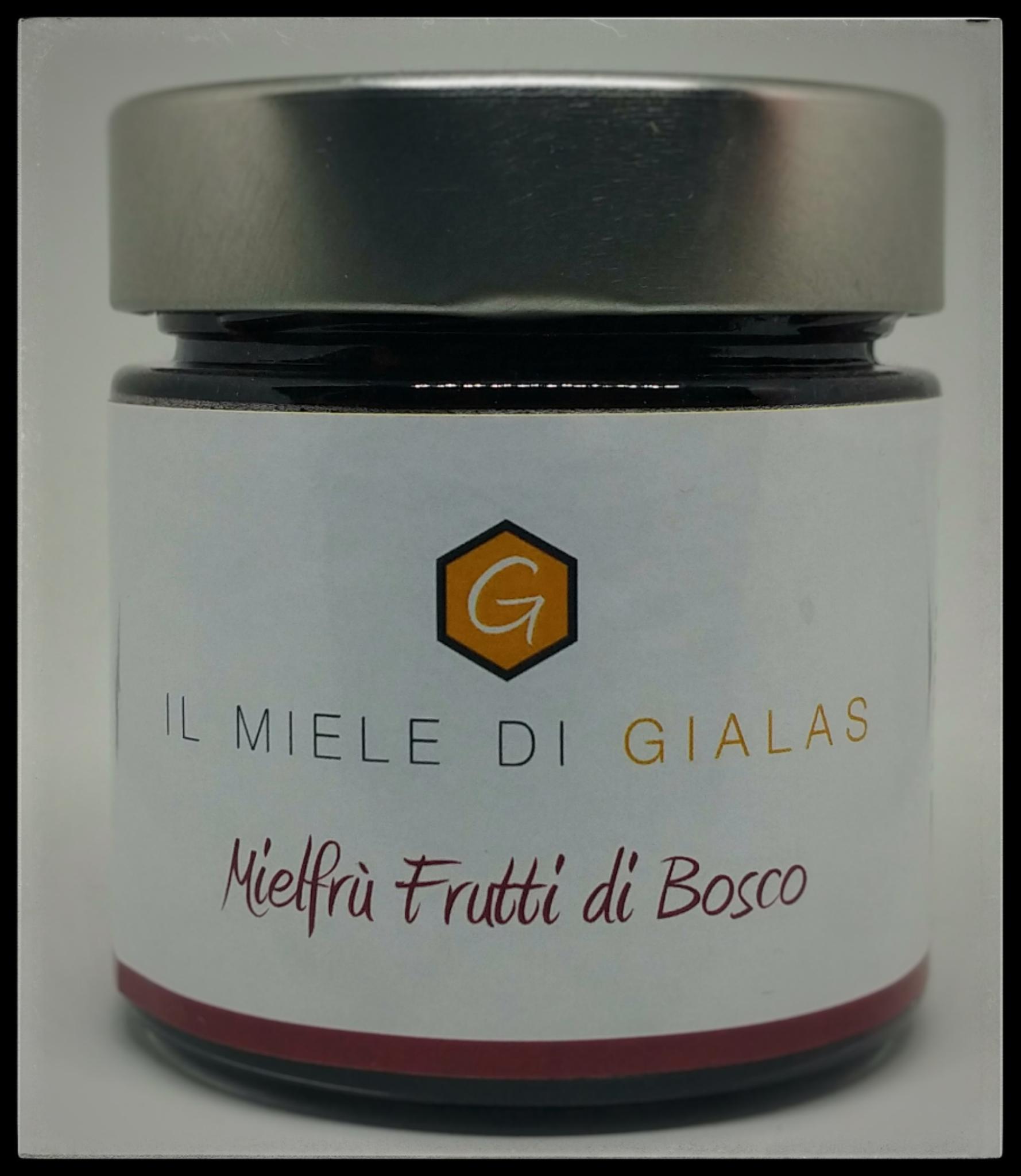 Mielfrù Frutti di Bosco 00087