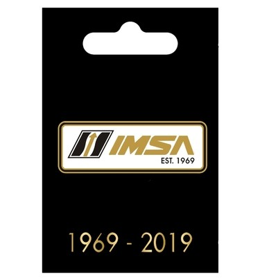 IMSA Gold Est. 1969 Lapel Pin