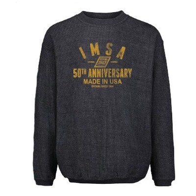 IMSA 50th Corded Crew Pullover