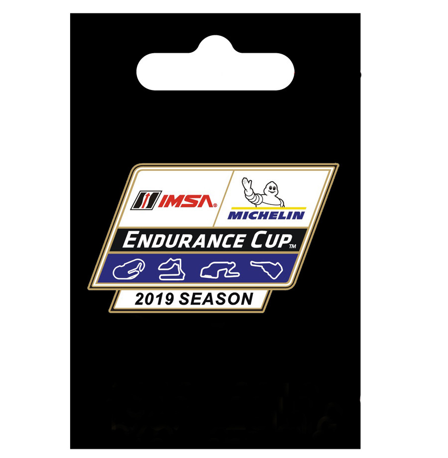 IMSA Michelin Endurance Cup Lapel Pin