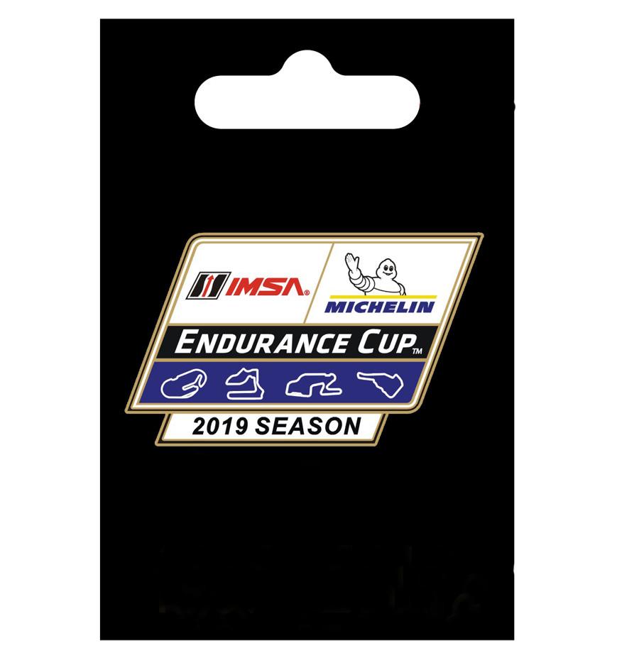 IMSA 2019 Endurance Cup Lapel Pin