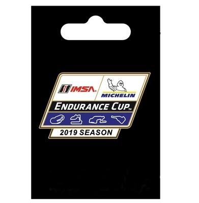 IMSA Michelin Endurance Cup Lapel Pin
