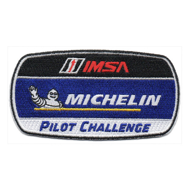 IMSA Michelin Pilot Challenge Patch