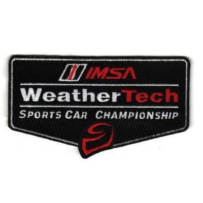 IMSA Weathertech Championship Patch